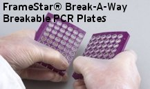 Placi PCR si qPCR FrameStar Break-A-Way